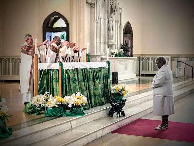 Sister Dorothy's Golden Jubilee