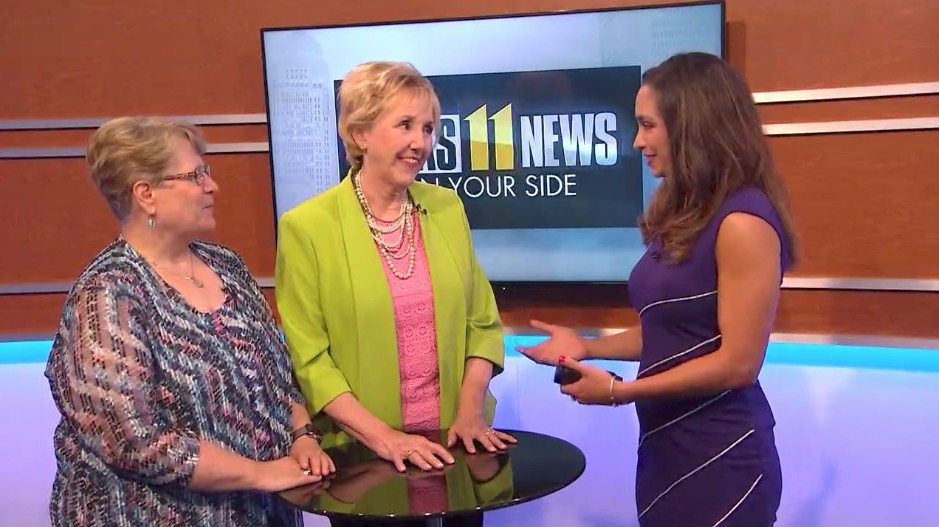 Sister Chris speaks about her new role with LCWR on Great Day Live