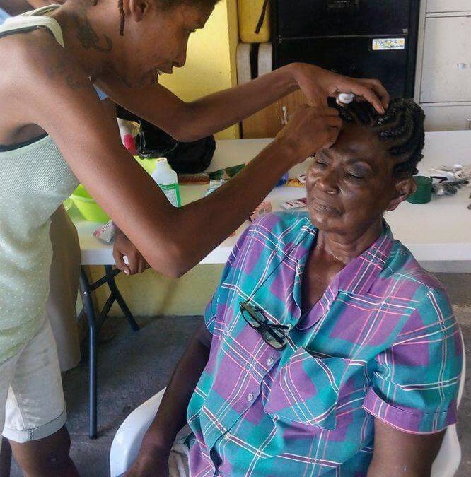 LIFE seniors served with beauty