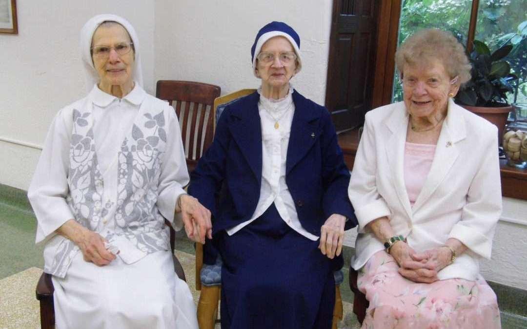 Centenarian Sisters at Nazareth