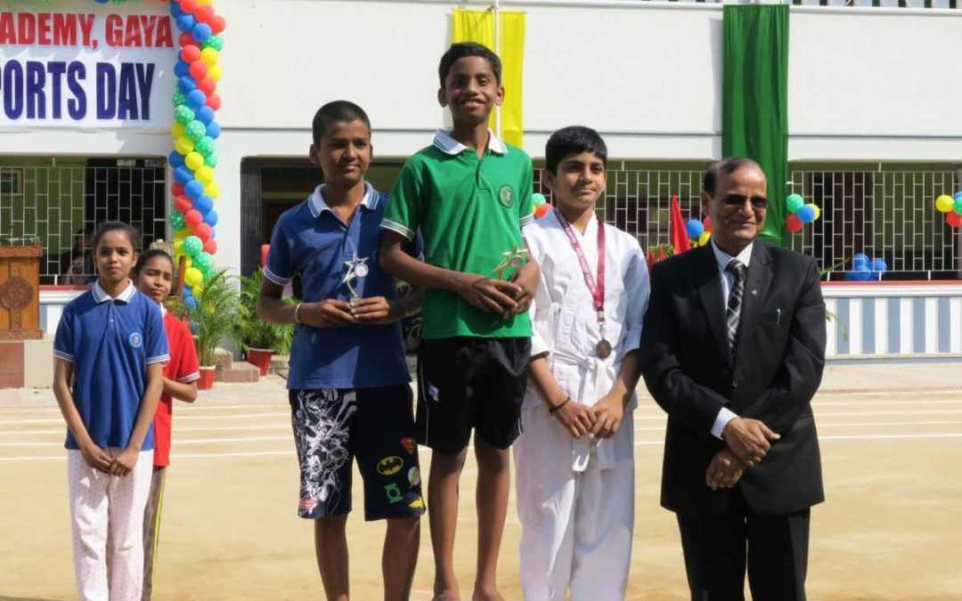 'I Love My India' Sports Day in Gaya