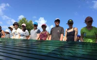 Vincentian Academy students volunteer in Belize
