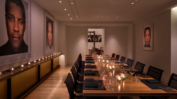 Private dining room Petit CUT.