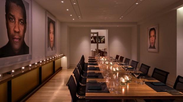 Private dining room Petit CUT.