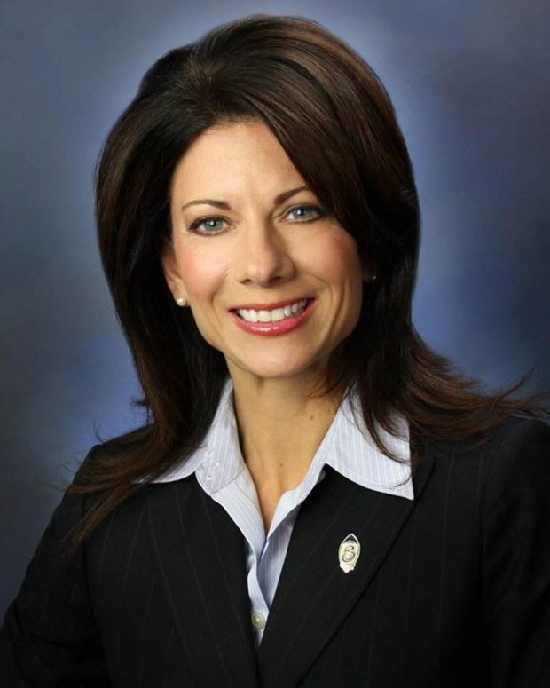 Assemblywoman Melissa Melendez, R-Lake Elsinore.