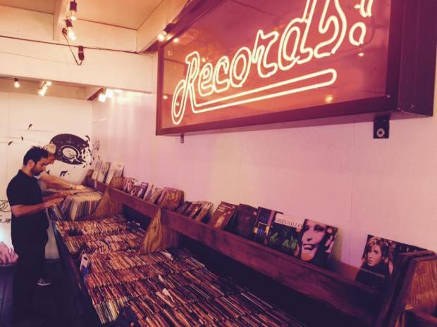 'Record Safari' film follows LA collector's cross-country trek for records to sell at Coachella festival