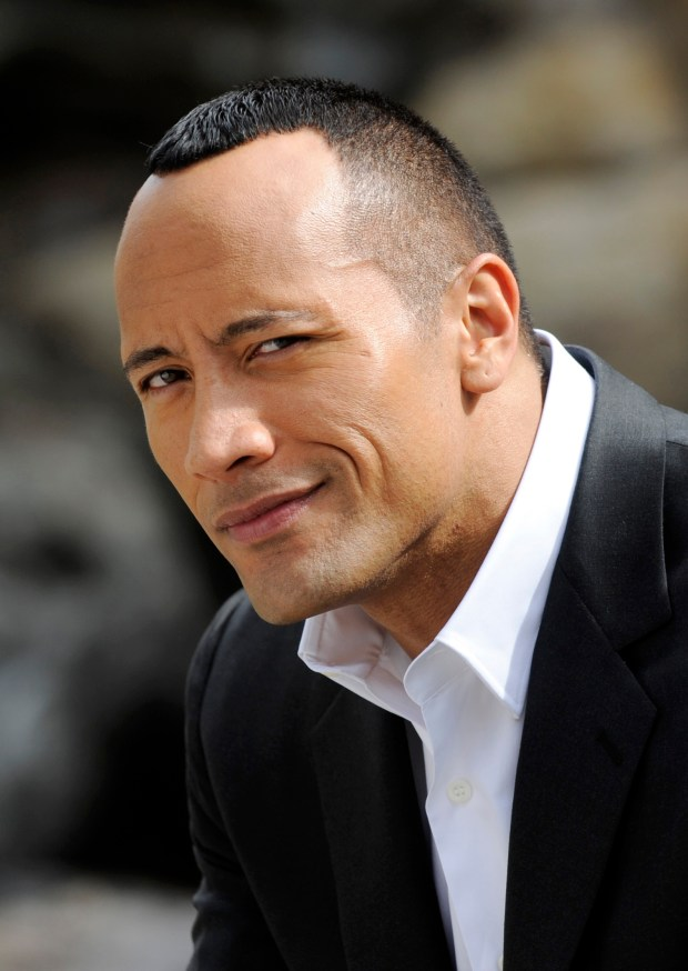 "Dwayne ""The Rock"" Johnson is signed to star in a Disney movie based on Disneyland's Jungle Cruise ride. (File photo by: AP)"