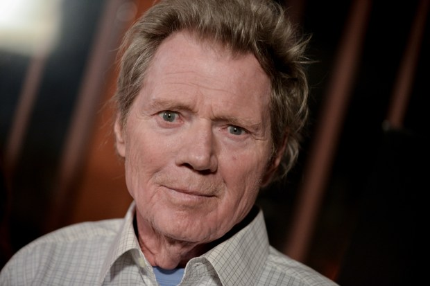 Michael Parks, who starred in 1960s counter-culture films and went on to be a favorite actor of directors Kevin Smith and Quentin Tarantino, has died at age 77. (File photo by Richard Shotwell, Invision/AP)