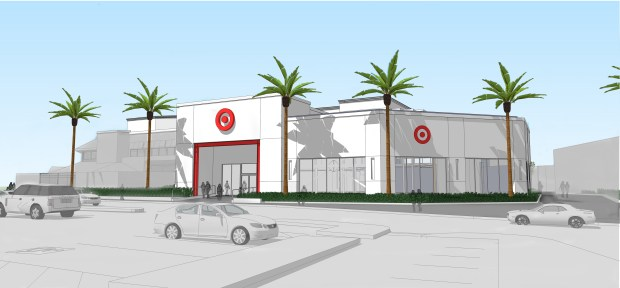 Target plans to open its first small-format store in Orange County near UC Irvine. (Courtesy of Target)