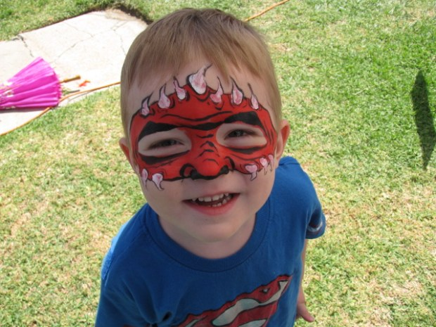 Face painting and other kids' activities such as a bounce house and arts and crafts will be on hand at the Sunset Beach Arts Festival, Saturday and Sunday, May 13-14 in Sunset Beach. / COURTESY MOLLY BOUNDS