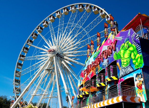 OC Fair & Event Center is home to the annual Orange County Fair, Centennial Farm, Heroes Hall, Imaginology and several other year-round events.
