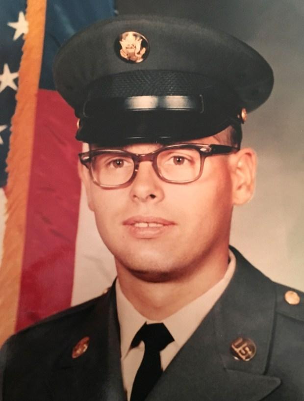 Allen Jacques DuRoy, Vietnam War, Dec. 1, 1948-April 18, 1971