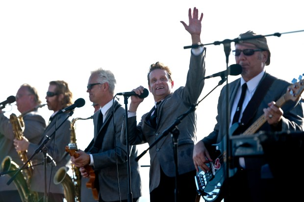 The retro group Stone Soul will perform free shows in Buena Park and La Palma this summer. (File photo by Matt Masin, Orange County Register/SCNG)