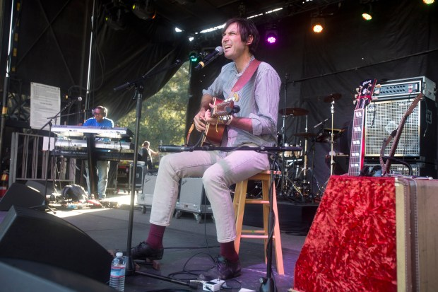 Orange County singer-songwriter Matt Costa will perform July 27 at Irvine Regional Park. (File photo by Drew A. Kelley, contributing photographer)
