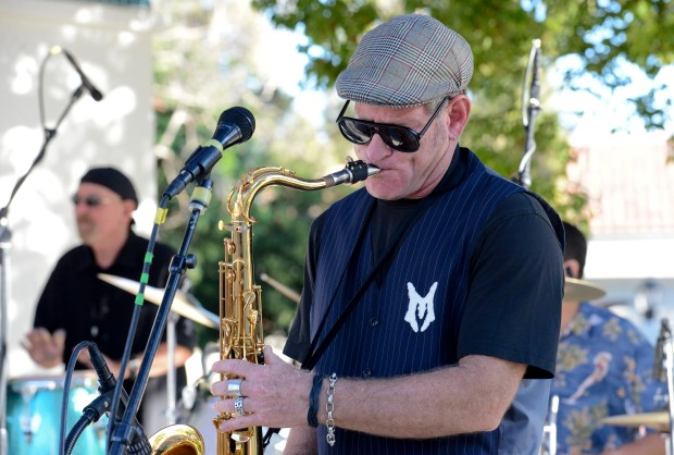 """The King Salmon Band will perform before a showing of """"Moana"""" at Laurel Park in Los Alamitos on Aug. 5. (File photo by Mike Greene, Orange County Register/SCNG)"""