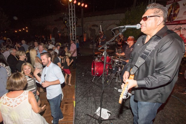 Family Style will help close out the OC Parks' Summer Concert Series on Aug. 24 at Salt Creek Beach. (Photo by David Bro,Orange County Register/SCNG)