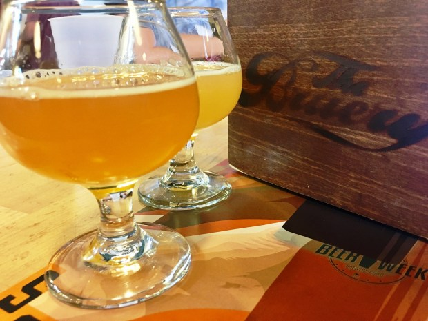 The Bruery consistently makes some of the best suds in Orange County, if not Southern California. Now, the Belgian powerhouse is getting into IPAs, a move that should make every brewery in Orange County very nervous. (Nancy Luna, Orange County Register/SCNG)