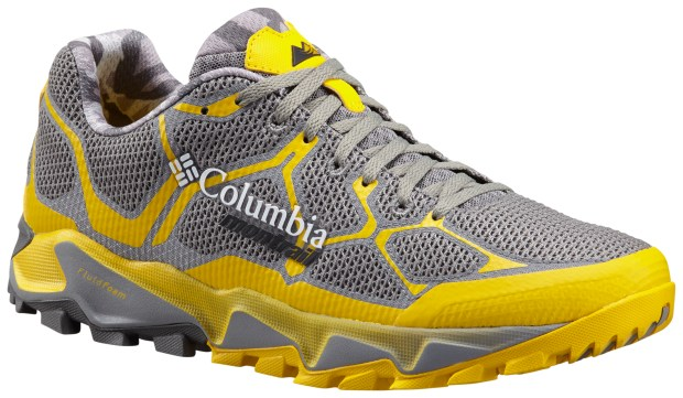 Columbia's Trans Alps trail shoe is a versatile item to have with you when you're in the Great Outdoors.
