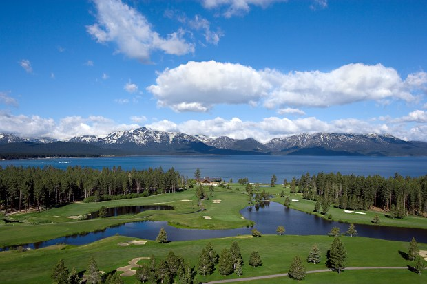 Edgewood Tahoe is a spectacular course in a spectacular part of California.
