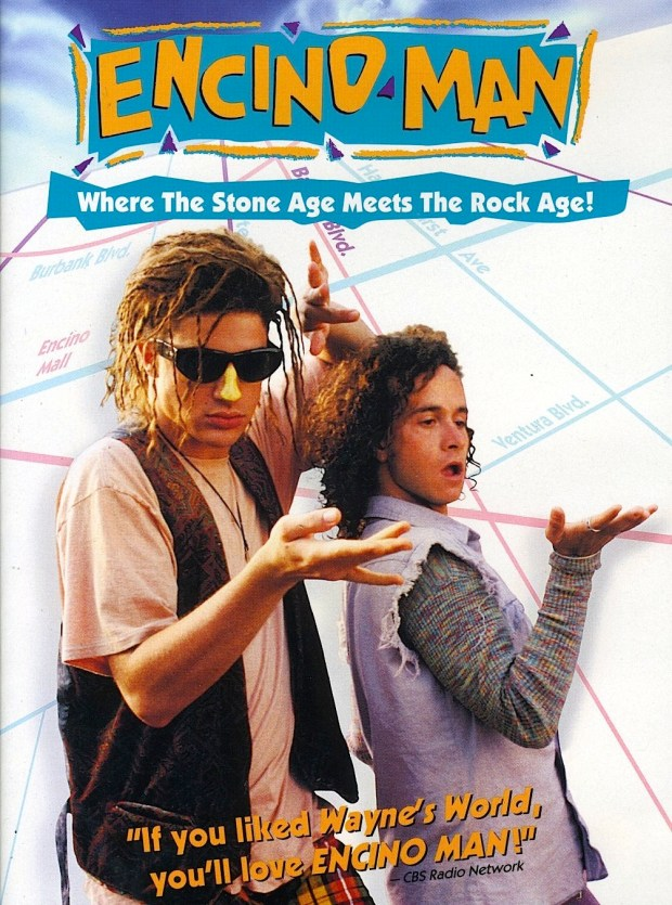 """Encino Man"" was released on May 22, 1992. (Courtesy Photo)"