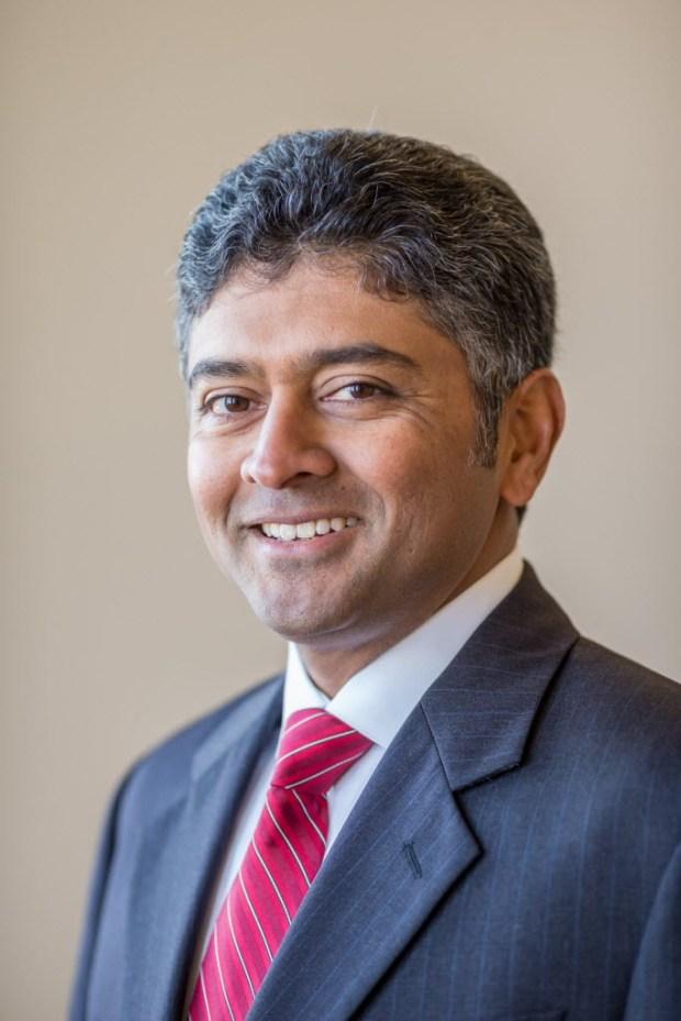 Girish Balachandran, general manager of Riverside Public Utilities.