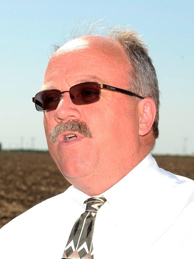 Riverside County Sheriff's Department Chief Deputy Kevin Vest (File photo by Rodrigo Pena, Contributing Photographer)