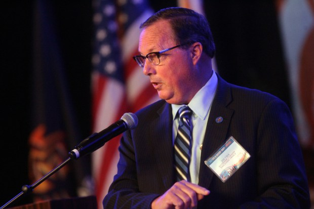 Retired Riverside County CEO Jay Orr (File photo by Kurt Miller, The Press-Enterprise/SCNG).