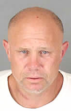 Timothy Busby, 46, was arrested Wednesday, May 24, on a warrant. Authorities say they believe he is behind three Temecula burglaries (Courtesy of Riverside County Sheriff's Department).