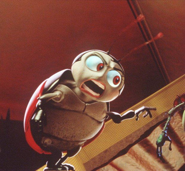 """A Bug's Life"" will screen Aug. 11 and Yorba Regional Park in Anaheim (Photo courtesy of Walt Disney Pictures)"