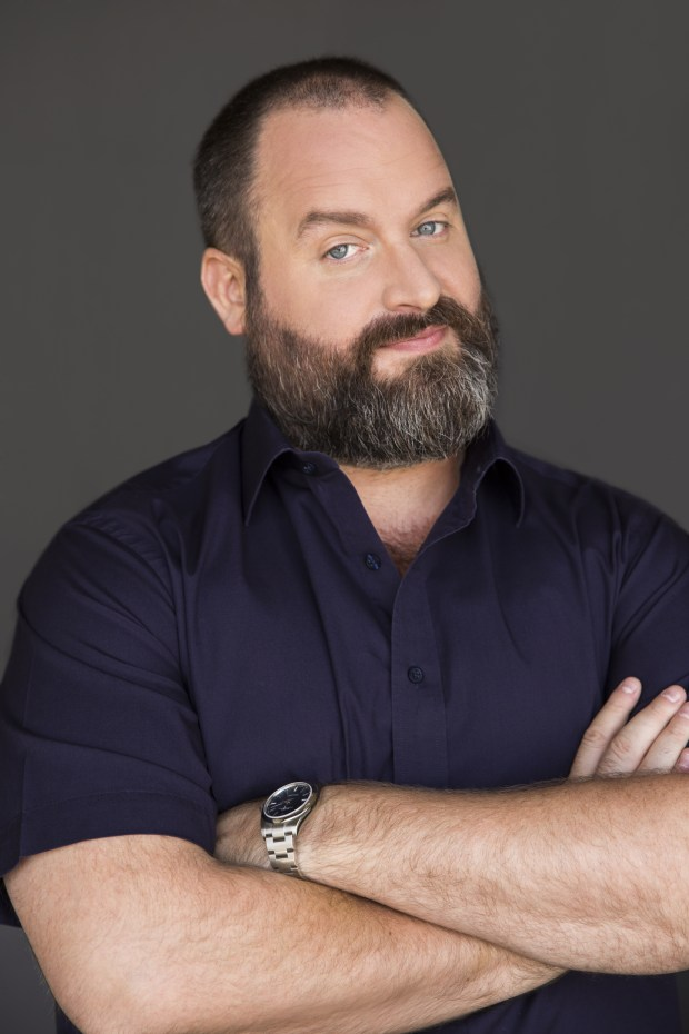 Comedian Tom Segura is performing at Pechanga Resort and Casino on Sunday, June 11. (Courtesy of Pechanga Resort and Casino)