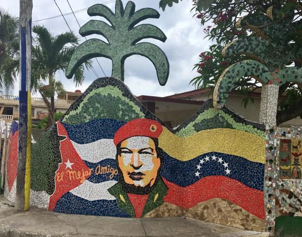 Fusterlandia, Jaimanitas, Havana, Cuba (Photo by Marla Jo Fisher, Orange County Register/SCNG)