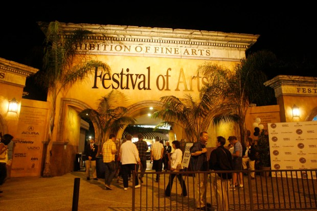 """For $24 you can get a """"Passport to the Arts"""" that will get you into all three of Laguna Beach's arts festivals all summer long. (Photo by Armando Brown, contributing photographer)"""