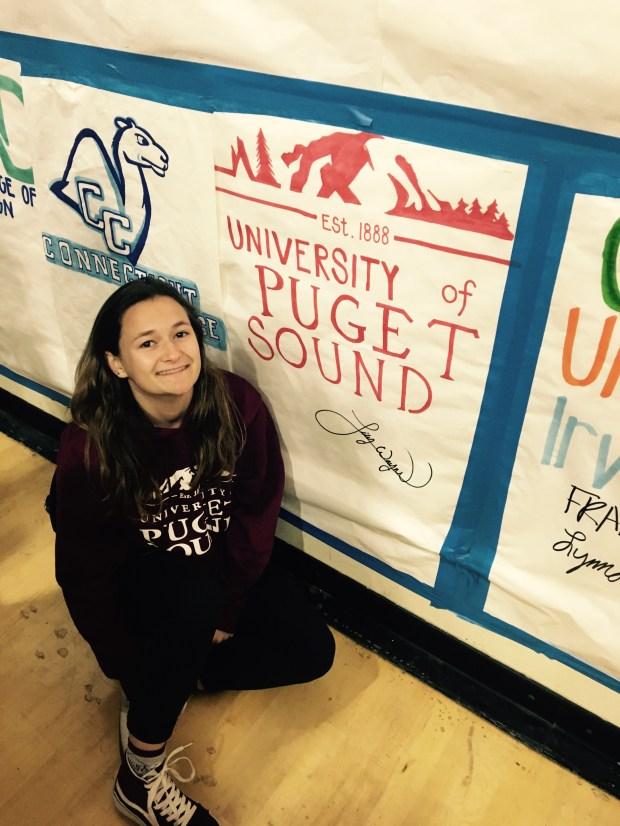 Lily Wayne, Huntington BeachUniversity of Puget Sound: music (performance) (Photo courtesy of Lily Wayne)