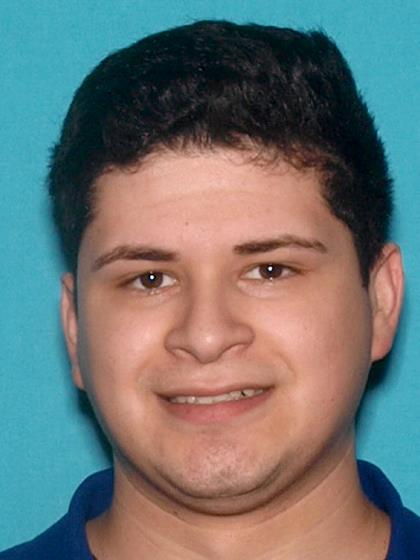 Jonathan Fernandez, 22, of Irvine was arrested Saturday, June 17, on suspicion of attempted murder. (Courtesy of the Irvine Police Department.)