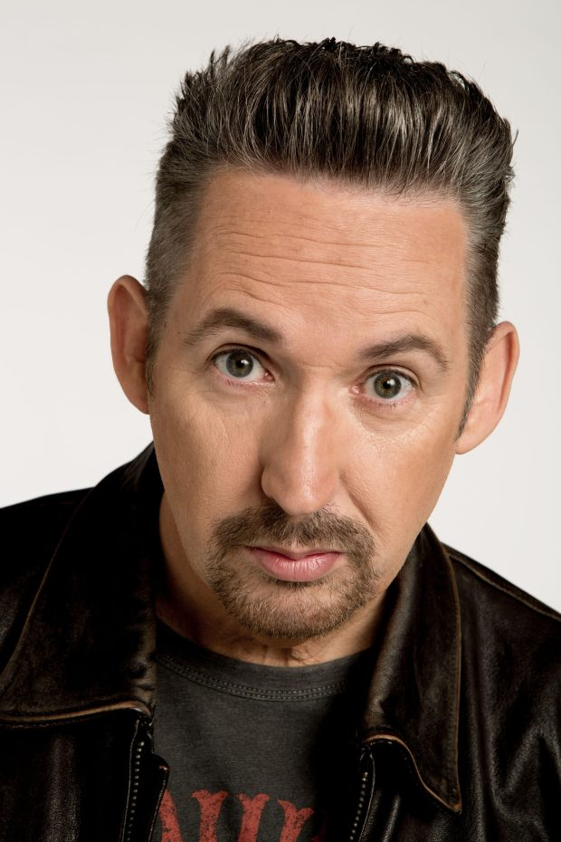 """Comedian Harland Williams will perform a live taping of his new show """"Caramel Corn the Pug"""" at the Irvine Improv on Thursday, May 22."""