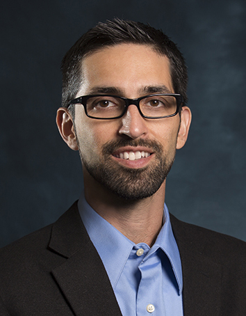 Zia Salim, Cal State Fullerton assistant professor of geography, received the Distinguished Faculty Student Service Award. (Photo courtesy of Cal State Fullerton)