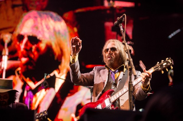 Tom Petty and The Heartbreakers perform during the Arroyo Seco Weekend festival on Saturday, June 24, 2017 in Pasadena. (Photo by Sarah Reingewirtz, Pasadena Star-News/SCNG)