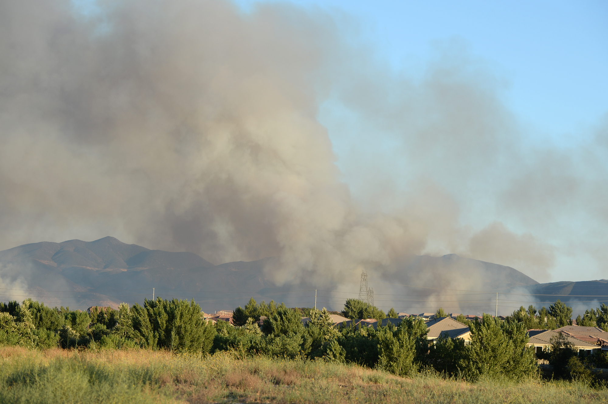 Utah Wildfire Levels 13 Homes, Forces Evacuation Of 1500 People