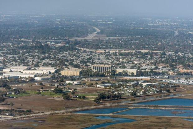 Aerial view of Seal Beach. (Photo by Jeff Gritchen,Orange County Register/SCNG)