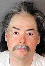 Gilberto Perez was arrested on suspicion of selling and transporting methamphetamine following a Jurupa Valley traffic stop on Thursday, June 1 (Courtesy of Riverside County Sheriffs Department).