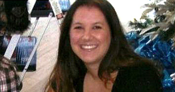 Leeanne Ericson, who was attacked by a shark at San Onofre State Beach.