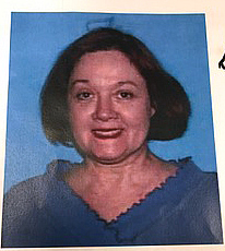 The above picture is from a driver's license for Sandra Lynn Thompson issued 16 years ago. She has not been seen since Wednesday (Courtesy of the Riverside County Sheriff's Department).