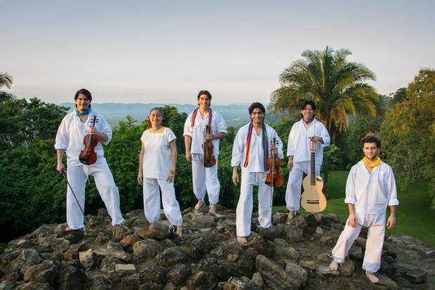 The Villalobos Brothers will perform at the Redlands Bowl. (Courtesy of the Villalobos Brothers)