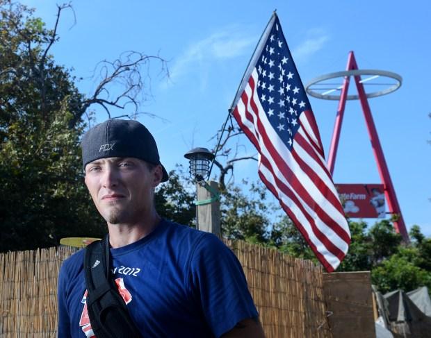 Kyle Bartholomew (Photo by Bill Alkofer, Orange County Register/SCNG)
