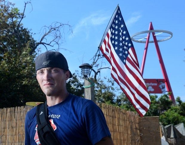 Kyle Bartholomew (Photo by Bill Alkofer, Orange County Register/SCNG)