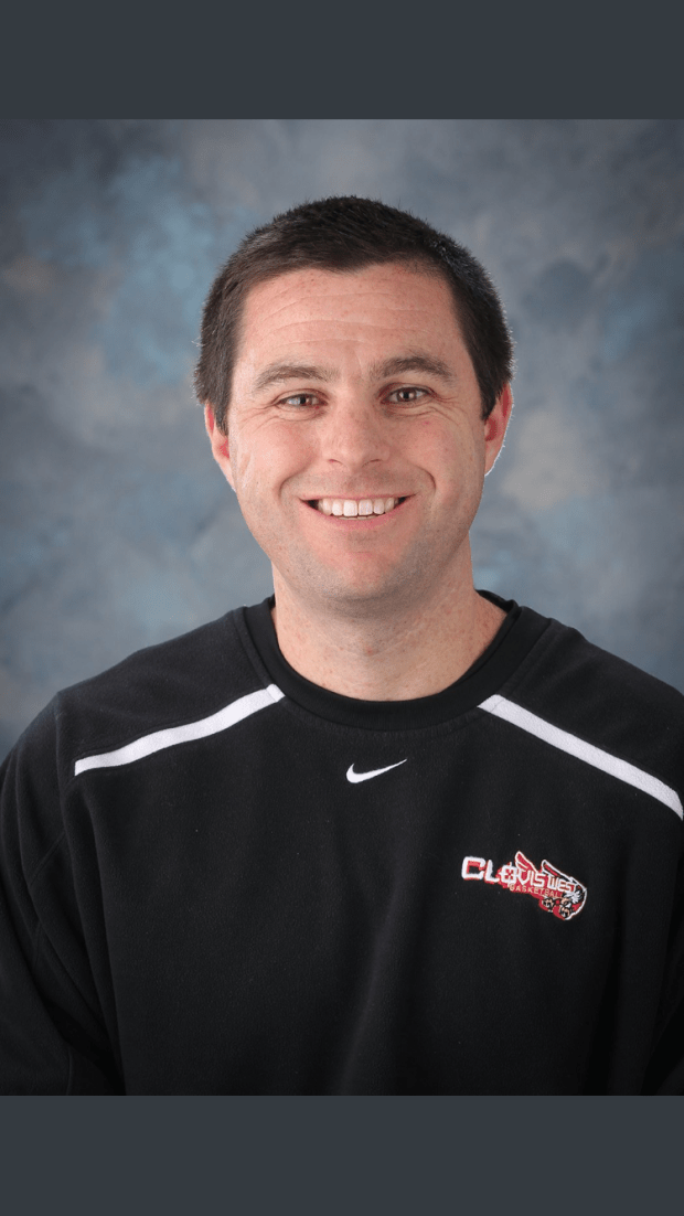 Nick Sainato takes on his first head-coaching job after spending 11 years at Clovis West High School (Photo courtesy of Nick Sainato).