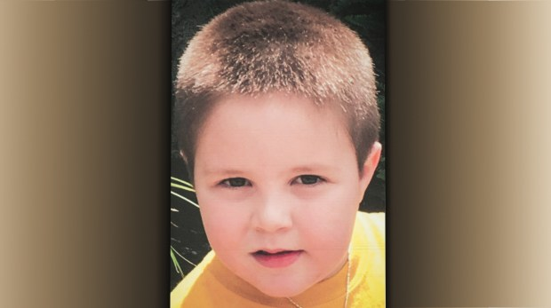 Ana Estevez, the mother of a missing South Pasadena boy, asks for the public's help in finding her son on Wednesday, May 17, 2017 at the Hall of Justice a day after the Board of Supervisors doubled a reward to $20,000. Aramazd Andressian, Jr. has been missing since April 22. (Photo by Sarah Reingewirtz, Pasadena Star-News/SCNG)