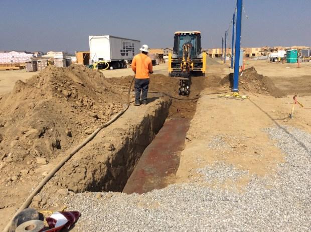 Del Sol Academy Construction