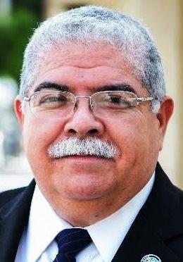 Perris Mayor Michael Vargas