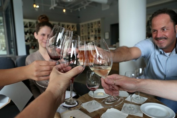 Visit the Colony to enjoy an evening of wine-tasting on July 16. (Photo Courtesy of Colony)